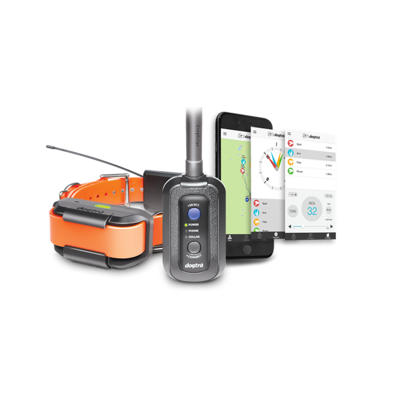 PATHFINDER - COLLAR LOCALIZADOR GPS